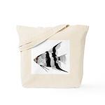Angelfish (Amazon River) Tote Bag