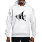 Angelfish (Amazon River) Hooded Sweatshirt