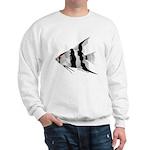 Angelfish (Amazon River) Sweatshirt