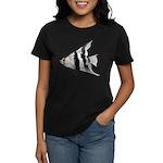 Angelfish (Amazon River) Women's Dark T-Shirt