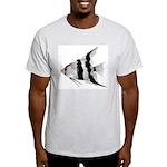 Angelfish (Amazon River) Light T-Shirt