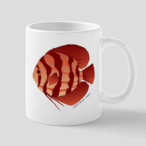 Discusfish (Discus) fish Mug