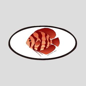 Discusfish (Discus) fish Patches