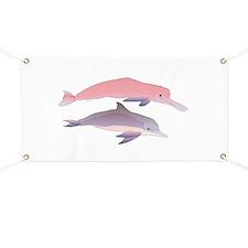 Discusfish (Discus) fish Banner