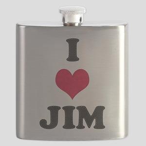 I Love Jim Flask