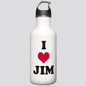 I Love Jim Stainless Water Bottle 1.0L