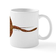 Amazon River Spotted Singray Mug