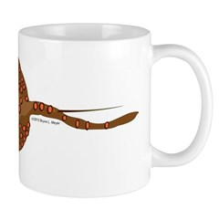 Amazon River Spotted Singray Mug