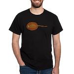 Amazon River Spotted Singray Dark T-Shirt