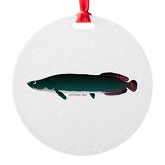 Arapaima (from Audreys Amazon River) Ornament