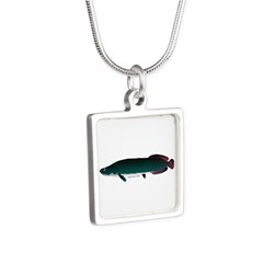 Arapaima (from Audreys Amazon River) Silver Square