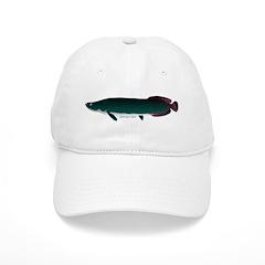 Arapaima (from Audreys Amazon River) Baseball Cap