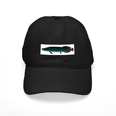 Arapaima (from Audreys Amazon River) Baseball Hat