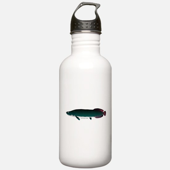 Arapaima (from Audreys Amazon River) Water Bottle