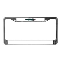 Arapaima (from Audreys Amazon River) License Plate