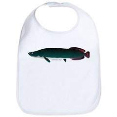 Arapaima (from Audreys Amazon River) Bib