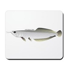 Arowana (from Audreys Amazon River) Mousepad