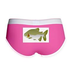 Pacu fish Women's Boy Brief