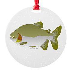 Pacu fish Ornament