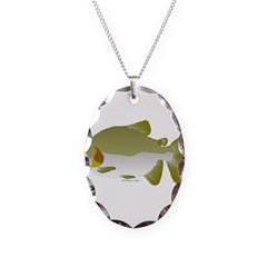 Pacu fish Necklace