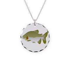 Pacu fish Necklace