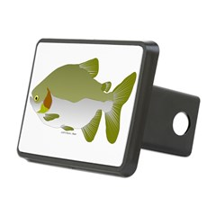 Pacu fish Hitch Cover