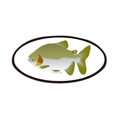 Pacu fish Patches