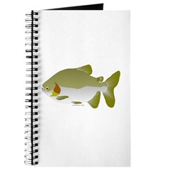 Pacu fish Journal
