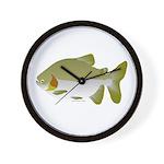 Pacu fish Wall Clock