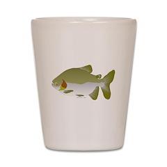 Pacu fish Shot Glass
