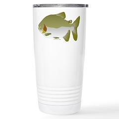 Pacu fish Stainless Steel Travel Mug