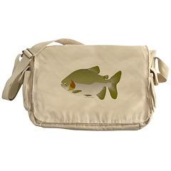 Pacu fish Messenger Bag