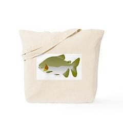 Pacu fish Tote Bag