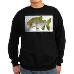 Pacu fish Sweatshirt (dark)