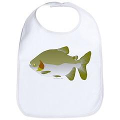 Pacu fish Bib