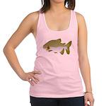 Pacu fish Racerback Tank Top