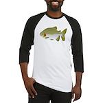 Pacu fish Baseball Jersey