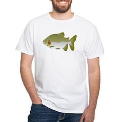 Pacu fish White T-Shirt