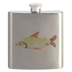 prochilodus (from Audreys Amazon River) Flask