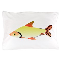 prochilodus (from Audreys Amazon River) Pillow Cas