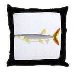 Bicuda (from Audreys Amazon River) Throw Pillow