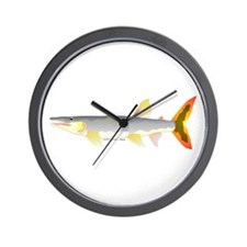 Bicuda (from Audreys Amazon River) Wall Clock