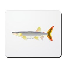 Bicuda (from Audreys Amazon River) Mousepad