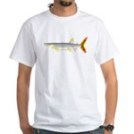 Bicuda (from Audreys Amazon River) White T-Shirt