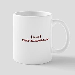 TextAliens Mug