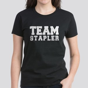 TEAM STAPLER Women's Dark T-Shirt