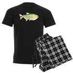 Elongate Hatchetfish Amazon River fish Men's Dark