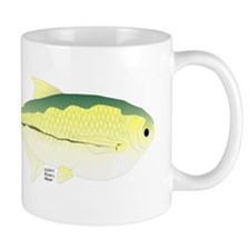Elongate Hatchetfish Amazon River fish Mug