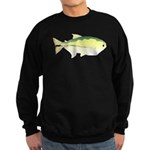 Elongate Hatchetfish Amazon River fish Sweatshirt