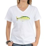 Elongate Hatchetfish Amazon River fish Women's V-N